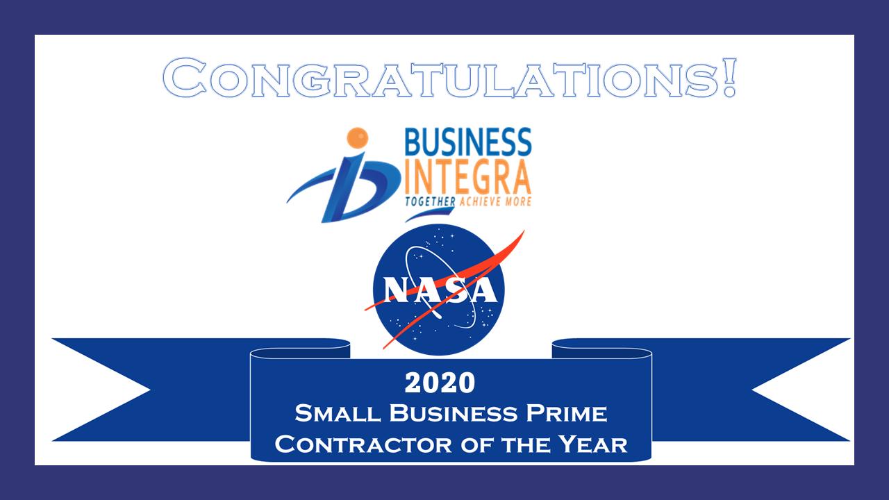 BI NASA Award -2020